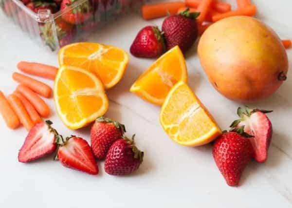 Рецепт варенья из клубники с апельсином