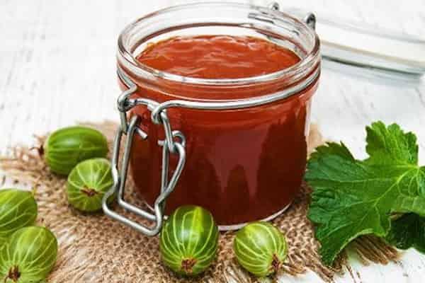 Что приготовить из крыжовника на зиму рецепты с листьями вишни