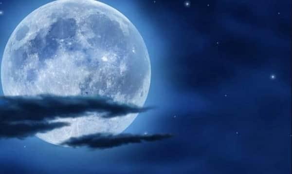 Какая сейчас луна