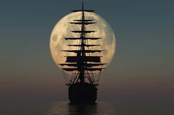 Какая сегодня луна