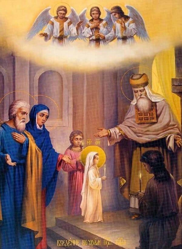 Какой церковный праздник сегодня 3 декабря