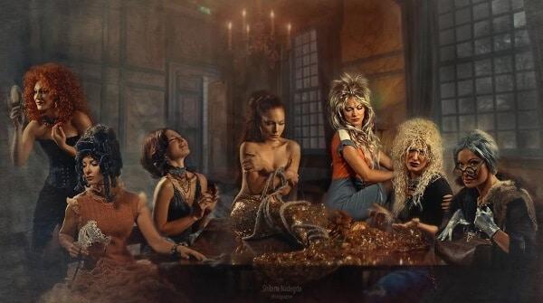 Ведьмины посиделки