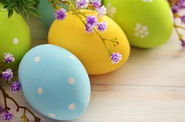 Как покрасить яйца на Пасху 2019