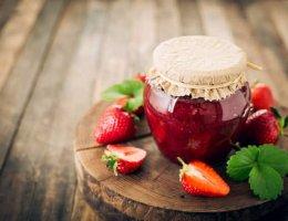 Рецепт варенья из клубники с малиной